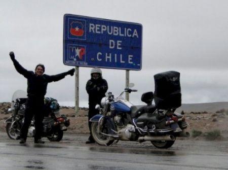Foto do livro A caminho do céu, uma viagem de moto pelo Altiplano Andino