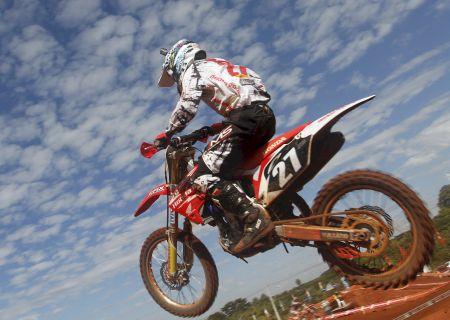Thales Vilardi vence a MX2 na segunda etapa do Brasileiro de MX