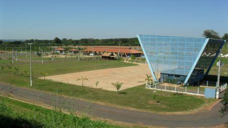 Arena Mix em Três Lagoas (MS), local da 2ª etapa do Brasileiro de Motocross 2013