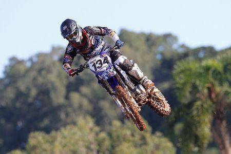 Caio Lopes na Copa Paulista de Motocross
