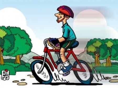 Ação em Barretos visa reduzir o número de acidentes envolvendo bicicletas