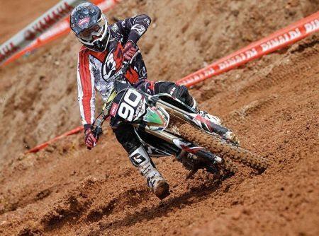 A prioridade de Gustavo Henn é o Brasileiro de Motocross