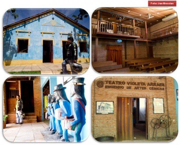 Casa Grande – Fundação Museu do Homem Kariri e Fundação Casa Grande