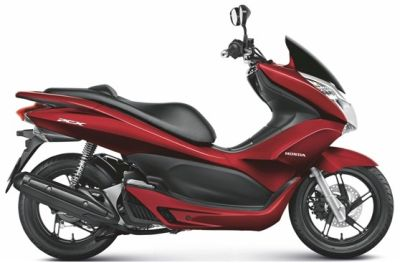 Honda PCX também será exposta no Megacycle