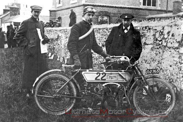 Moto Fowler de 1907