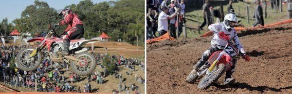 Wellington Garcia e Thales Vilardi representarão o Brasil na etapa brasileira do Mundial de Motocross