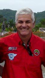 "Onílio Cidade, o ""Kiko"", presidente da FCM"