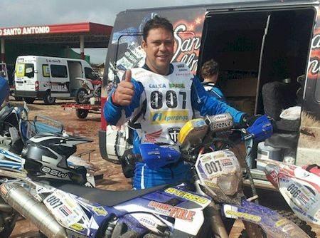 Jomar Grecco foi o vencedor do Rally Serramar 2013