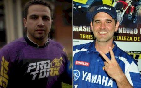 Emerson Loth encosta em Guilherme Cascaes na pontuação pelo Brasileiro de Enduro de Regularidade - fotos de divulgação