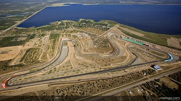 Circuito Yerbatero Argentina : Preparativos para motogp™ continuam em termas de rio hondo