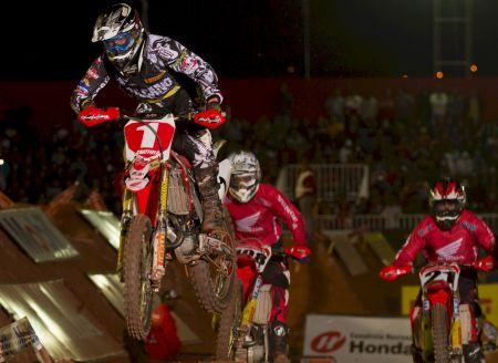 Penha (SC) recebe a 2ª etapa do Arena Cross 2013