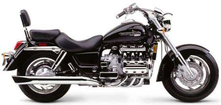 Modelos raros da Honda Valkyrie serão atração em exposição no evento em Tiradentes