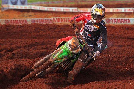 Balbi é o segundo colocado na classificação da MX1