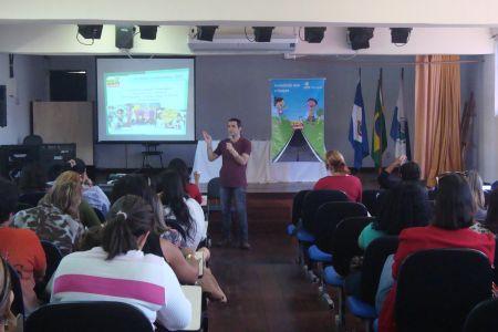 Capacitação de professores promovida pela CCR ViaLagos