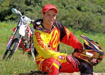 Lipão Rosendo quer continuar líder da categoria XC2