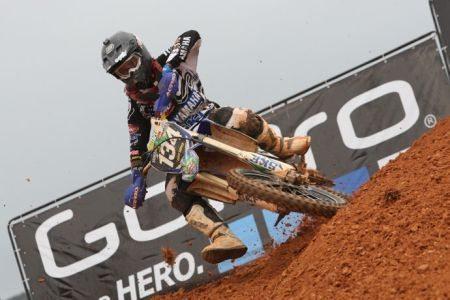 Caio Lopes vence em duas categorias na Copa Paulista de Motocross