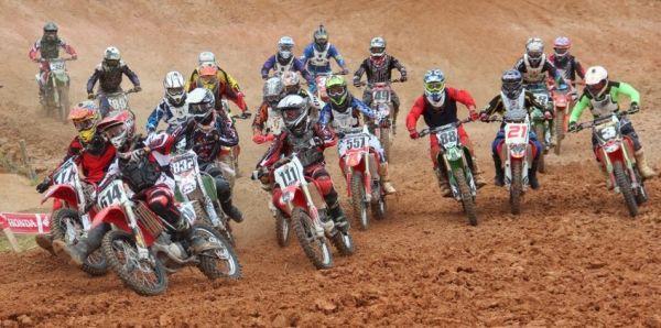 Vai começar a Copa São Paulo de Motocross