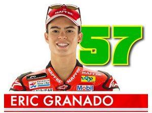 Eric Granado só consegue a 28ª posição