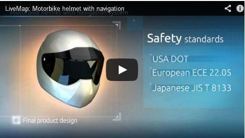 GPS-no-capacete