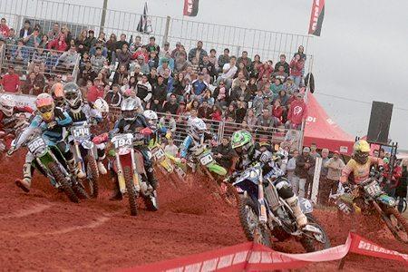 FGM satisteita com sucesso da 4ª etapa do Gaúcho de Motocross