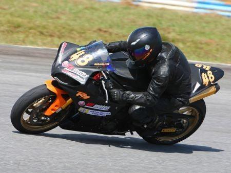 Edson Morales tem 100% de aproveitamento no Goiano de Motovelocidade