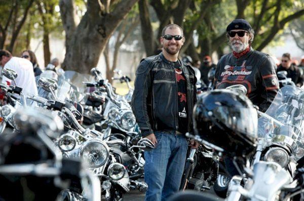 """""""Harleyros"""" de todos os cantos do país se encontraram na Arena Anhembi"""