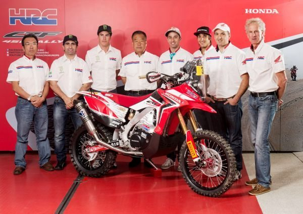 Equipe Honda HRC