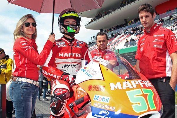 O brasileiro Eric Granado chega em 9º e conquista seus sete primeiros pontos na Moto3