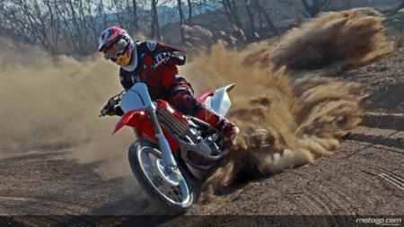 O motocross faz parte do treinamento de Marc Márquez