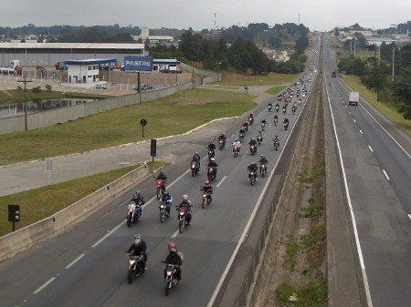São Paulo terá moto passeio no Dia do Motociclista