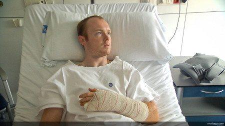Bradley Smith deverá estar recuperado até a próxima corrida em Assen (HOL)
