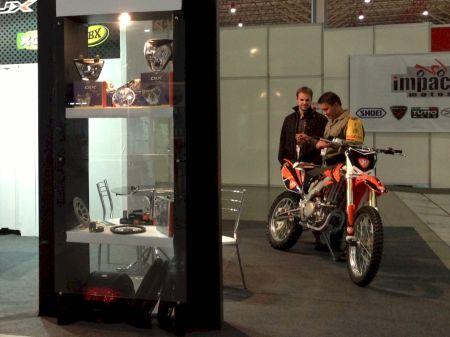 Feira de motocicletas vai até o próximo domingo em Porto Alegre (RS)