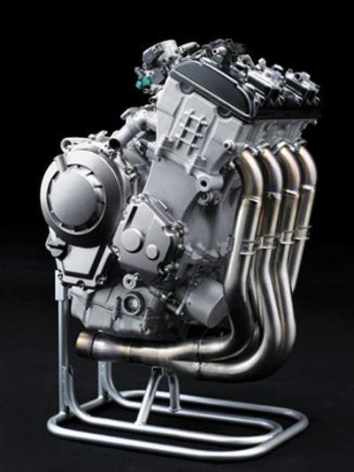 Alterações na administração e alimentação do motor elevaram para 209,9 CV em 13.000 rpm