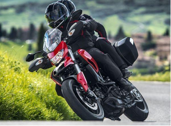 Hyperstrada - Conceito Crossover de moto italiana em 800cc e mais de 100 cv