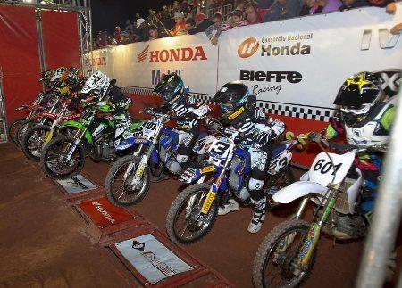 2ª etapa do Arena Cross acontece em 17 de agosto