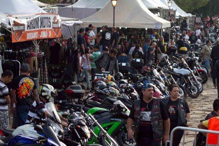 O BikerFest agitou Tiradentes na última semana de junho