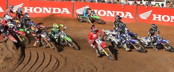 Adam Chatfield lidera a MX1 no Brasileiro de Motocross