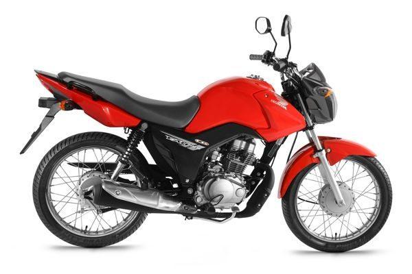 CG FAN 125 ES