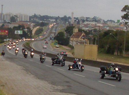 27 de julho é o Dia do Motociclista, o nosso dia