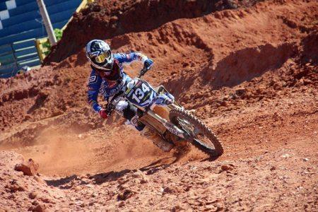 Caio Lopes no 8º Extrema Motocross Fest!