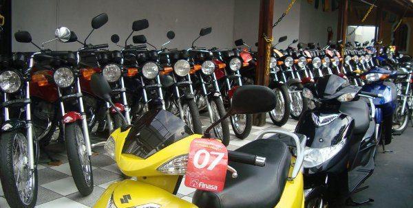 O crescimento do número de motos na Região Norte surpreende