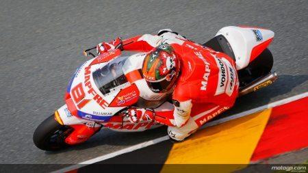 Jordi Torres da Mapfre Aspar Team vence na Moto2 em Sachsenring