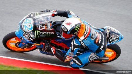 Alex Rins vence e ganha mais esperança na Moto3