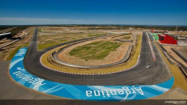 Autodromo Termas de Rio Hondo, Argentina