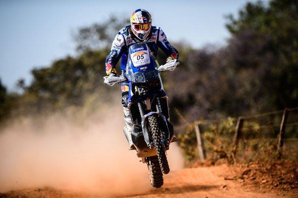 Cyril Despres conquista sua primeira vitória pelo novo time Yamaha - crédito: Marcelo Maragni/Webventure