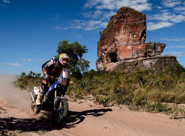 Cyril Despres vence mais uma e agora é líder no acumulado - crédito: Marcelo Maragni/webventure