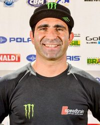 Paulo Gonçalves continua líder na geral - crédito Renato Aranda/Webventure