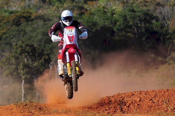 Ike Klaumann foi o brasileiro melhor colocado na 3ª etapa - crédito: DFotos/VipComm