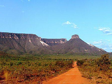 Na quarta a prova continua no temido Deserto do Jalapão - crédito: Wikipédia