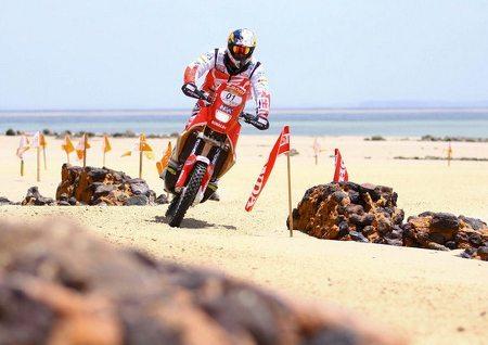 O vencedor do Sertões 2012, Felipe Zanol, marcou presença na coletiva de imprensa realizada ontem